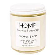 Flower Shop Candle
