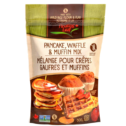 Floating Leaf - Pancake, Waffle and Muffin Mix