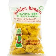 Golden Banana - Plantain Chips
