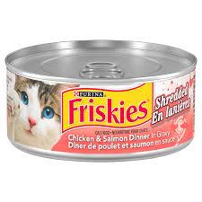 Friskies - Shredded Chicken & Salmon