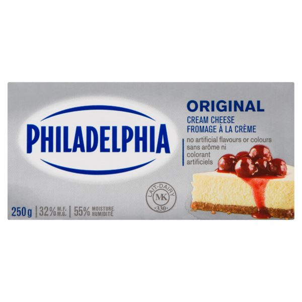 Philadelphia - Cream Cheese - Plain