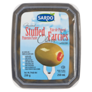 Sardo - Stuffed Mammoth Olives