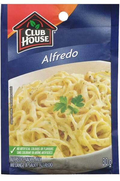 Club House Pasta Prima Alfredo