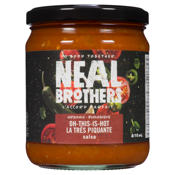 Neal Brothers - Salsa - Oh-This-Is-Hot - Organic