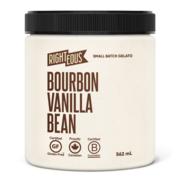 Bourbon Vanilla Bean Gelato