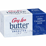 Gay Lea - Butter - Unsalted