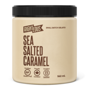 Sea Salted Caramel Gelato