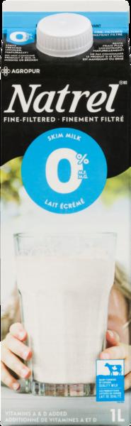 Natrel - Skim Milk