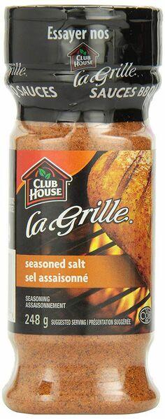 Club House La Grille - Seasoned Salt