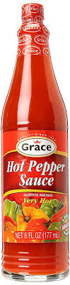 Grace - Hot Pepper Sauce - Very Hot