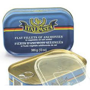 Italpasta - Flat Fillets of Anchovies