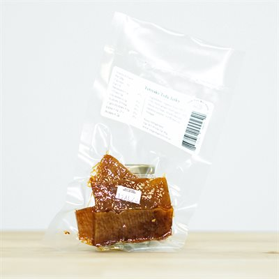 Teriyaki Tofu Jerky - Organic