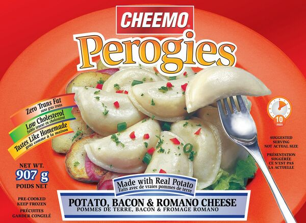 Perogies - Made with Real Potato