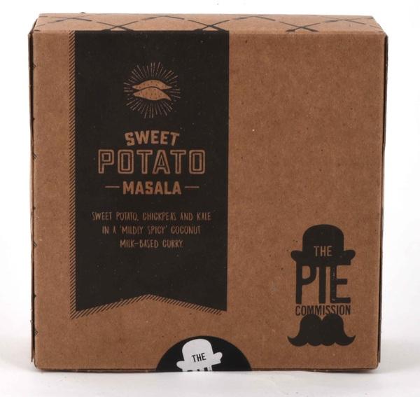 Sweet Potato Masala Pie - The Pie Commission
