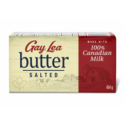 Gay Lea - Butter - Salted