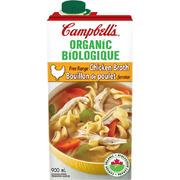 Campbell's - Organic - Free Range Chicken Broth