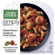 Healthy Choice - Simply Meatball Mannara