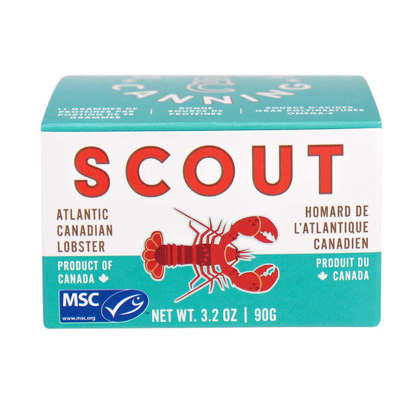Scout Canning - Atlantic Canadian Lobster