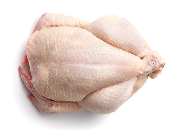 Fresh Halal Whole Chicken