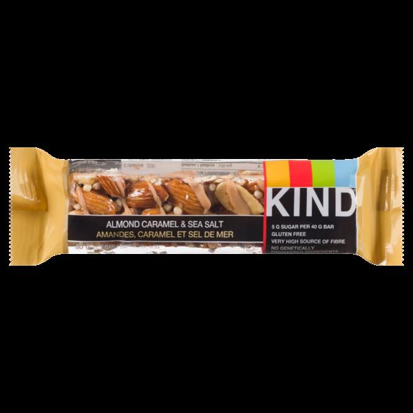 Kind Bars - Caramel Almond & Sea Salt