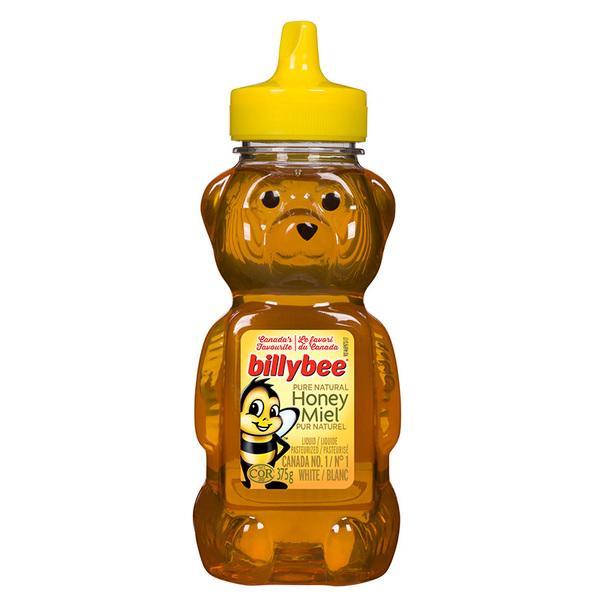Billy Bee Honey - Squeeze Bear