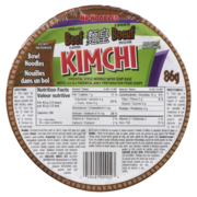 Mr Noodles Kimchi - Beef