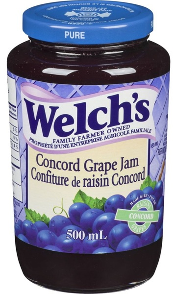 Welch's - Concord Grape Jam