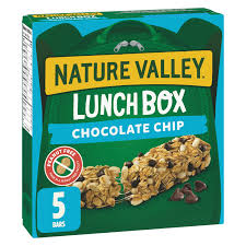 Nature Valley Chocolate Chip Granola Bars
