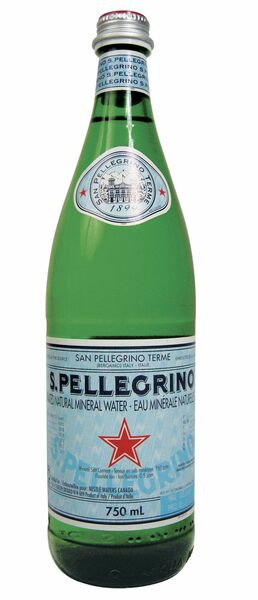 San Pellegrino - Carbonated Natural Mineral Water