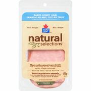 Maple Leaf - Natural Selections - Baked Honey Ham