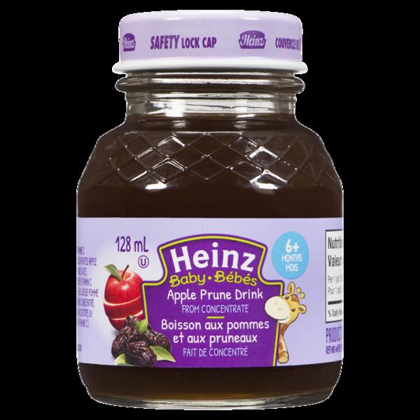 Heinz - Baby - Apple Prune Drink