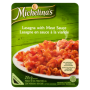 Michelinas Grn Box - Lasagna with Meat Sauce