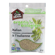 Club House - Organic Italian Seasoning