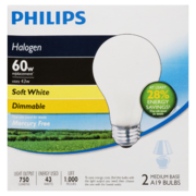 Philips EcoVantage 60W - Soft White