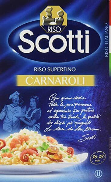Rice - Carnaroli