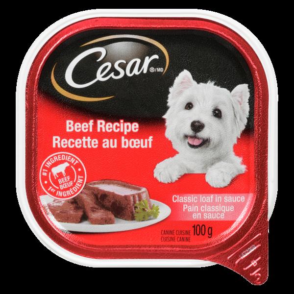 Cesar Wet - Beef Entree