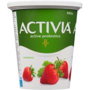 Activia - Active Probiotics - Yogurt