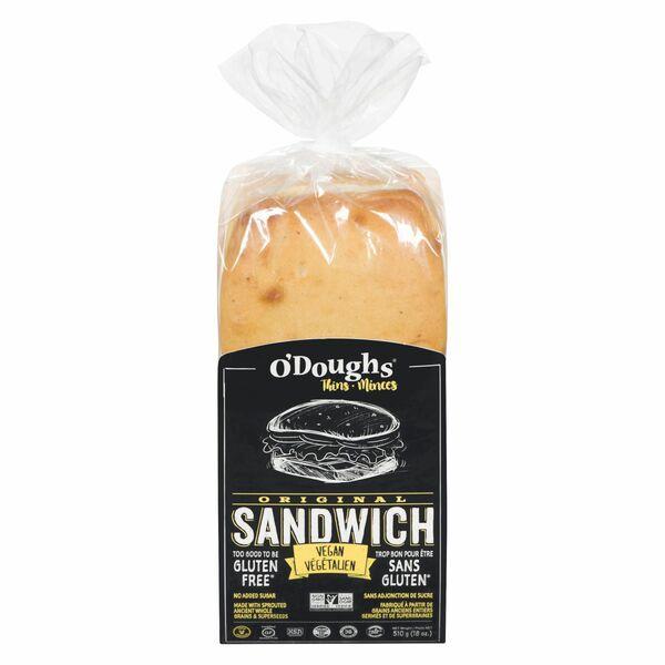 O'Doughs - Original Thin Sandwich