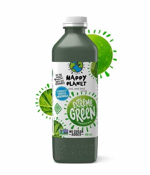Happy Planet Extreme Green