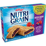 Kelloggs Nutri Grain Bar Mixedberry