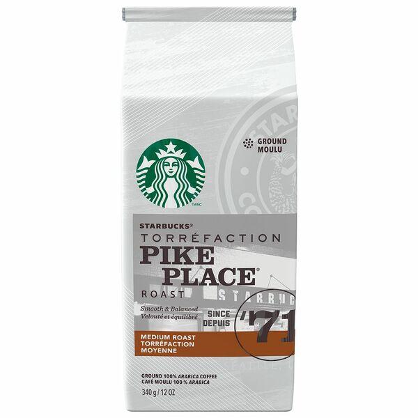 Starbucks - Pike Place - Roast - Smooth & Balanced