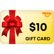 Nibbly $10 Electronic Gift Card