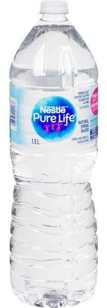 Nestle - Pure Life - Natural Spring Water