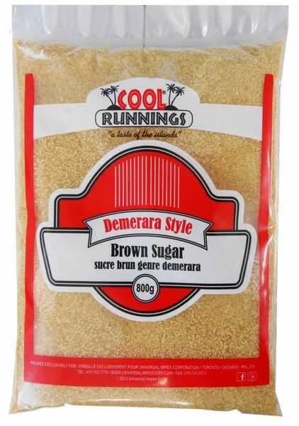 Cool Runnings - Brown Sugar