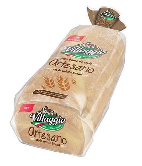 Villaggio Artesano White Bread