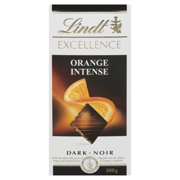 Lindt - Excellence Dark Orange
