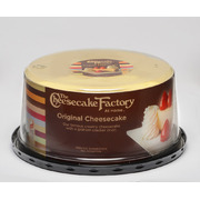 "CCF - 6"" Original Cheesecake"