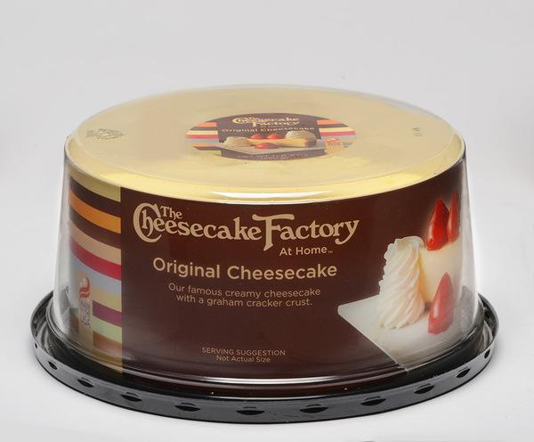 "CCF - 6"" Original Cheesecake"