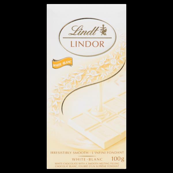 Lindt - Lindor Bar White