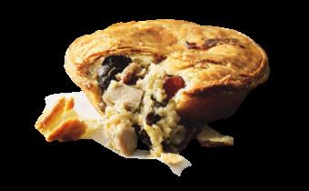 Chicken Mushroom Pie - The Pie Commission
